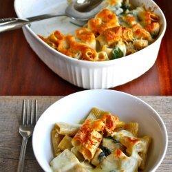 Chicken Spinach & Whole Wheat Pasta