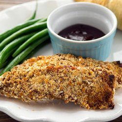 Pretzel-Crusted Chicken