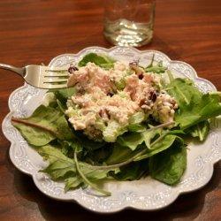 Chicken Salad with Light Mayo