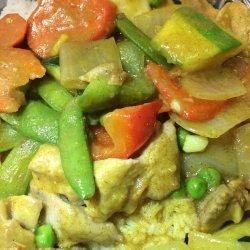 Chicken & Potatoes, Chinese