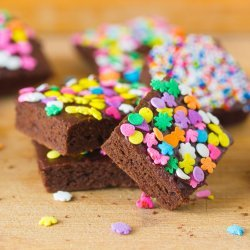Low-Fat Chocolate Brownies