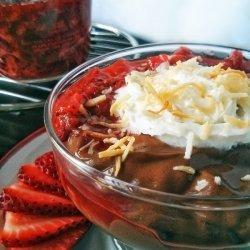 Chocolate Tofu Mousse recipe