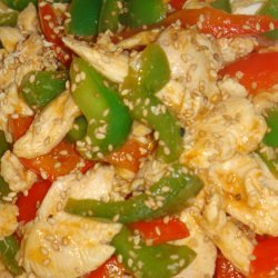 Chicken & Bell Peppers