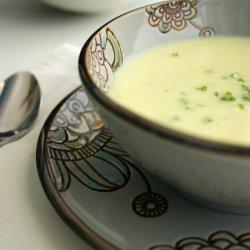 Vichyssoise or Leek Potato Soup