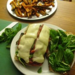 Fral's Caprese Sandwich on Grilled Ciabatta Bread recipe