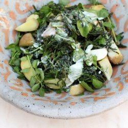 Potato and Watercress Salad