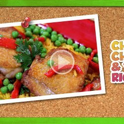 Chicken With Yellow Rice