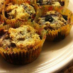 Roasted Vegetable Muffins