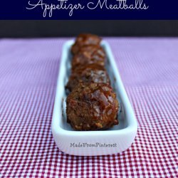 Meatball Barbecue