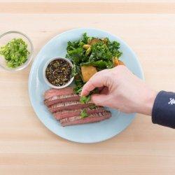 Steak & Roasted Vegetable Salad