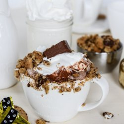 Hot Chocolate Chocolate Chip Cookies