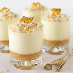 Pineapple Cheesecake recipe