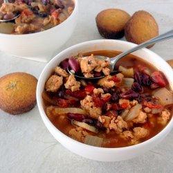 Crock Pot Beef N Beans