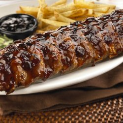 Cajun Spiced Barbecue Ribs