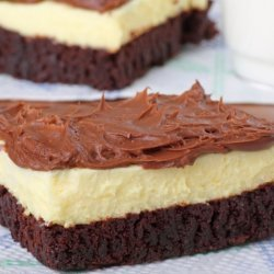 Easy Frosted Brownies