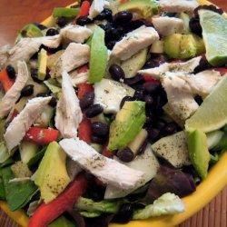 Chicken Pineapple Cilantro Salad
