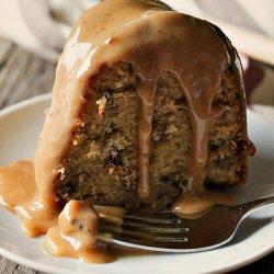 Caramel Toffee Cake