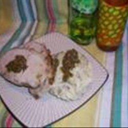 Pesto Pork Loin