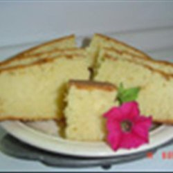 Low Fat Yellow Cake (Kosher-Dairy)