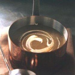 Mushroom and Walnut Soup