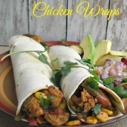 Spicy Mexican Chicken