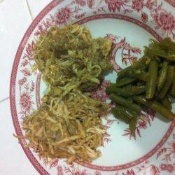 Crock Pot Chicken or Turkey & Stuffing