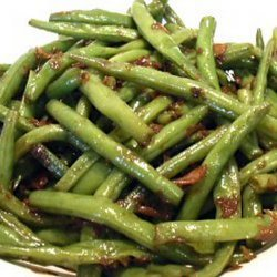 Stir Fried Chinese Greens