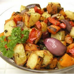 Ww Roasted Vegetables