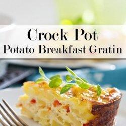 Breakfast Gratin