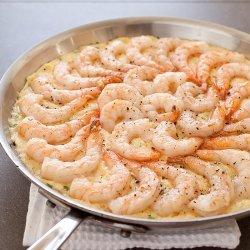 Skillet Shrimp Casserole