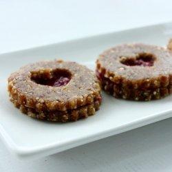 Linzer Cookies - With Raspberry Jam