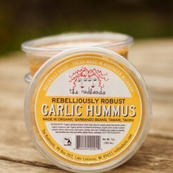 Hummus With Garlic