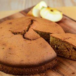 Sugar Free Apple Cake