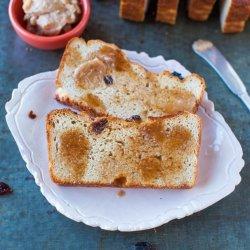 Raisin Bread with Butter