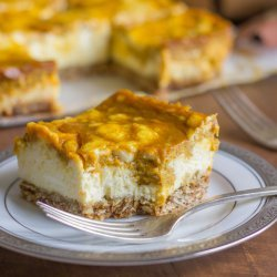 Pumpkin Pie with Oatmeal Crust