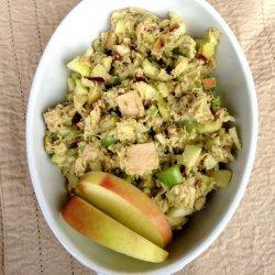 Tuna / Apple Salad