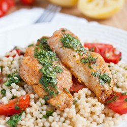 Fish Couscous