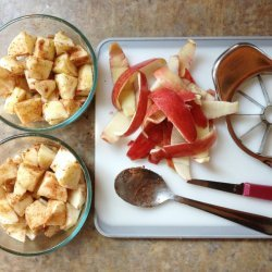 Cinnamon Baked Apple