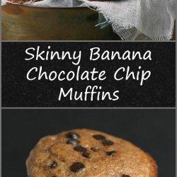 Banana Bread Muffin - Low Fat