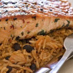 Vegetarian Jollof Rice
