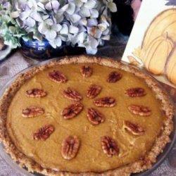 Pumpkin Pie - Vegan
