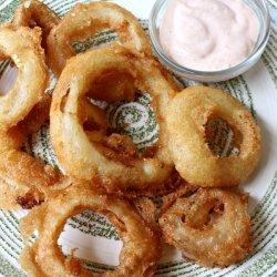 Onion Rings Batter