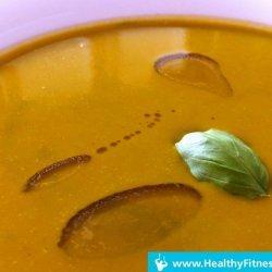 Barley Pumpkin Soup