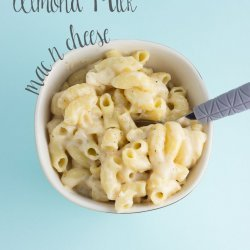 Almond Milk Mac and Cheese