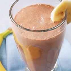 Strawberry-Banana Soy Smoothie