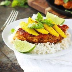 Sweet Paprika Chicken