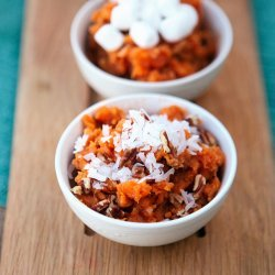 Pecan Sweet Potatoes