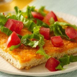Mexican Cheese Pizza