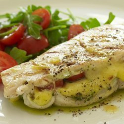 Chicken Breasts With Mozzarella
