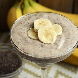 Sugar Free Banana Pudding